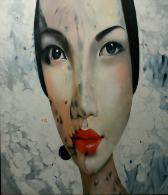 nguyen-van-cuong-make-up-2010-oil-on-canvas-155-x-135-cm-_-61-x-53-in-560x651