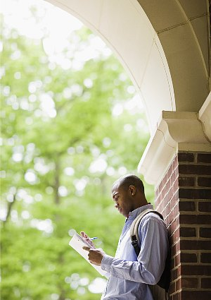 black-college-student