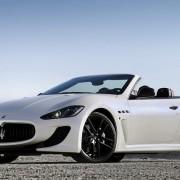 2013 Maserati GranCabrio