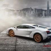 Lamborghini Gallardo Hong Kong