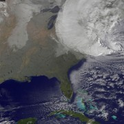 Time-Lapse of Hurricane Sandy Video