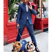 Victor Cruz in GQ