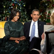 President Obama & First Lady Michelle Obama sit down for first interview since reelection