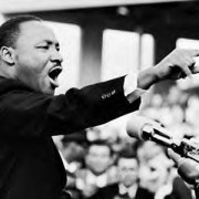 "Martin Luther King – ""I Have A Dream"""