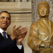 Rosa Parks Honored with Statue in Washington, D.C.