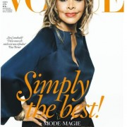 Icon Tina Turner Lands First Ever Vogue Cover!
