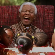 Nelson Mandela, Sidney Poitier, and other great black men in history