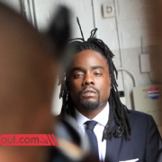 'Rolling Out' Publisher Munson Steed hangs out with Wale
