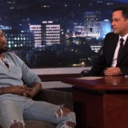 Kanye West on Jimmy Kimmel Live PART 2