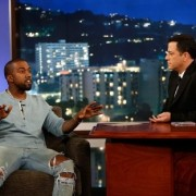 Kanye West on Jimmy Kimmel Live PART 3